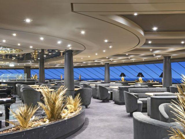 03 MSC Preziosa, MSC Yacht Club - Top Sail Lounge
